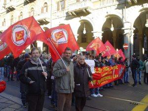 Locatelii manifestazioneFiom